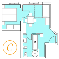 Apartment type C